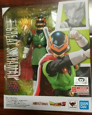 NEW IN STOCK S.H.Figuarts Great Saiyaman Dragon Ball Z Bandai  [BEST PRICE]  USA