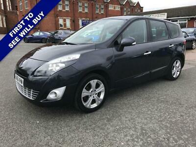 2011 61 Renault Grand Scenic 1.6 Dynamique Tomtom Vvt 5D 110 Bhp