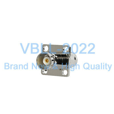 WORKMAN 40-2616 BNC FEMALE 4-HOLE BULK HEAD CHASSIS MOUNT CONNECTOR AT-7033