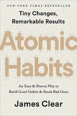 Atomic Habits: An Easy & Proven Way to Build Good Habits +PDF- free shipping