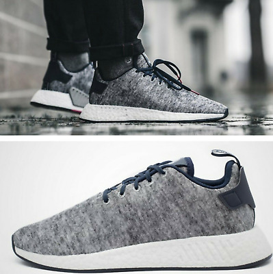 buy online ea135 c7aaf ADIDAS NMD R2 Uas Core Heather/matte/white Da8834 - $99.99 ...
