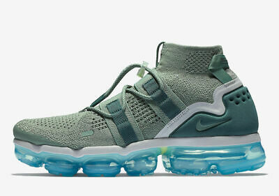 Nike Air Vapormax Flyknit FK Utility Player Clay Green Blue AH6834-300 ALL SIZES