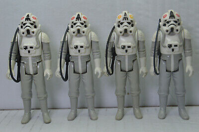 Vintage Star Wars ACTION FIGURE LOT NO ACCESSORIES KENNER **NICE LQQK**