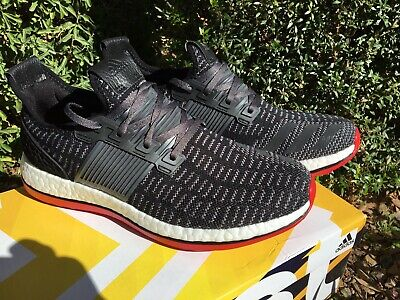 on feet shots of large discount half off NEW ADIDAS PUREBOOST ZG Prime AQ6761 Men's Running Size 10 ...