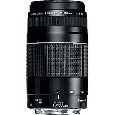 Brand New Original Canon EF 75-300mm f/4-5.6 III Non USM On Sales UK On Sales*au