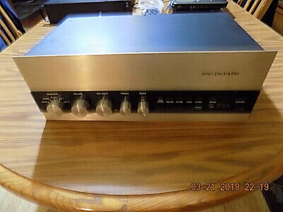 ESS Stereo Preamplifier