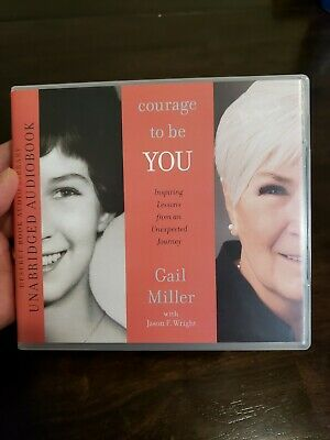 Audiobook Courage To Be You Gail Miller Mormon LDS Jason Wright