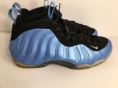 0922ec5355805 Nike Air Foamposite One University Blue 314996-402 Mens Sneakers Size US 12