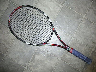"Babolat Pure Control Woofer Tennis Racquet 4 1/2"" Grip 98 sq in"