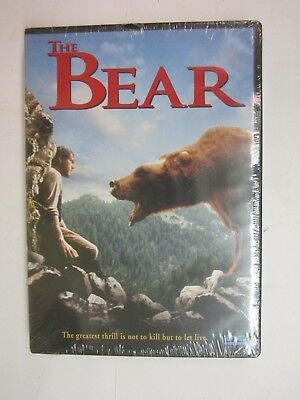 The Bear (DVD, 1999)- JACK WALLACE - BRAND NEW     FACTORY SEALED  FREE SHIPPING