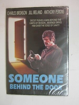 Someone Behind the Door (DVD, 2004)- CHARLES BRONSON - BRAND NEW  FACTORY SEALED