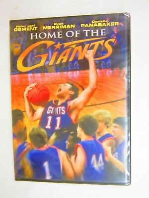 Home of the Giants (DVD, 2010)   BRAND NEW     FACTORY SEALED