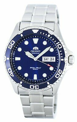 Orient Ray II Automatic Power Reserve 200M FAA02005D9 Mens Watch
