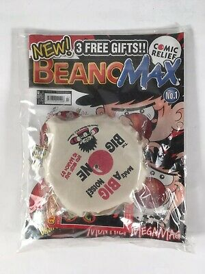 Beano Max Issue 1 (March 2007) Dennis the Menace Comic Relief Daleks SEALED