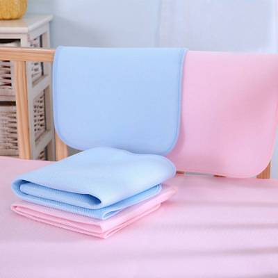Bamboo Diapers Waterproof Mattress Bedding Diapering Changing Mat Baby Reusable