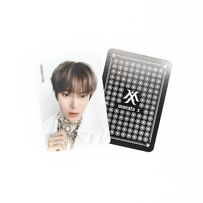 [MONSTA X]2nd Album Take.2 'WE ARE HERE' Official Photocard/MINHYUK 2