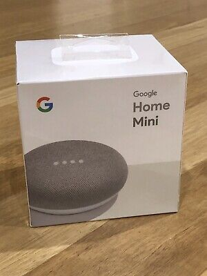 Google Home Mini - Chalk (Brand New In Box)