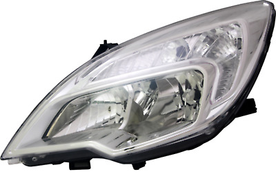 HEADLIGHTS LEFT FOR OPEL MERIVA B 6/10- DRL H1 H7 LWR Motor Halogen