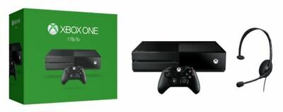 GUT: Xbox One 1TB Konsole Spielekonsole Entertainment Gaming Microsoft ohne OVP