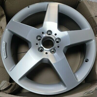 "Genuine Amg Mercedes Ml M Gle Class W166 19"" 8.5J Alloy Wheel A1664011902 7X25 !"