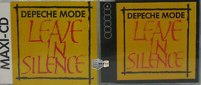 Depeche Mode - Leave In Silence -  Electro Synth-pop