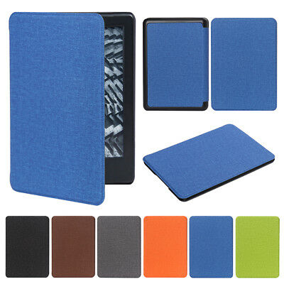 Ultra Slim Magnetic Leather Smart Case Cover for Amazon Kindle Paperwhite 4 ~
