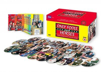 Only Fools And Horses -  Complete Collection    New       Please See Description