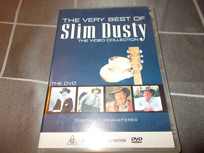 The Very Best Of SLIM DUSTY The Video Collection DVD region all