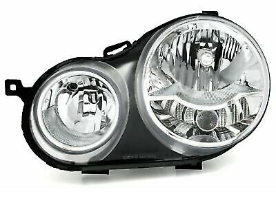 HEADLIGHTS Left For VW POLO 9N 11 /01-5 /05 Incl. ENGINE For Electric LWR