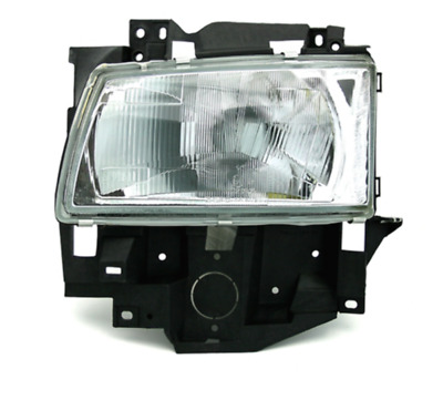 Headlights Left For Vw T4 96-03 Multivan Bus H4 Halogen Streuscheibe Lwr