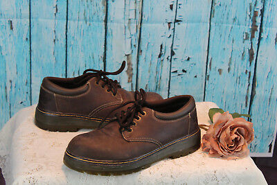 Dr.Martens Steel Toe Safety  Slip Resistant Leather Upper Air Cushion shoes 10