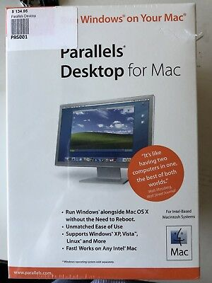 Parallels Desktop for Mac - New in Box
