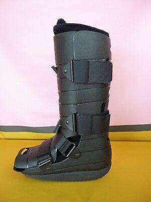 Nextep Contour MOON BOOT ORTHO Shell Air Cast Walker (No Air).Size M BLACK 5814