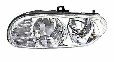 HEADLIGHTS Right For ALFA ROMEO 156 Type 932 CHROME PASSENGER SIDE