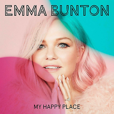 EMMA BUNTON 'MY HAPPY PLACE' CD - New Album - Released 12/04/2019