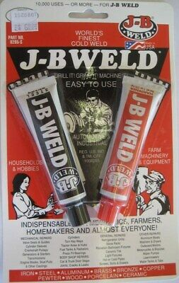 (0104.) J B Weld Easy-to-use Cold Weld- 8265 S
