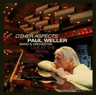 Paul Weller Band & Orchestra - Other Aspects - Live At Royal Festival (2Cd/dvd)