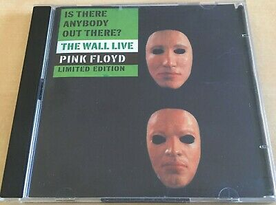 Pink Floyd - Is There Anybody Out There? - The Wall Live 1980-1981 - 2 CD