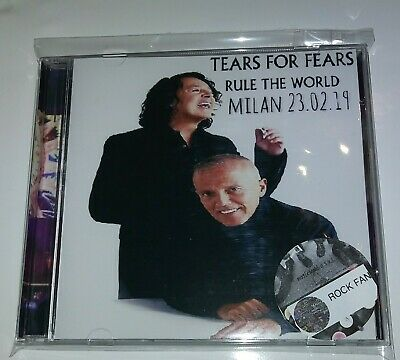 Tears for fears Milano 2019