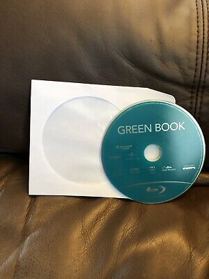 Green Book  -  Blu-ray Disc ONLY!!    **  PLEASE READ **