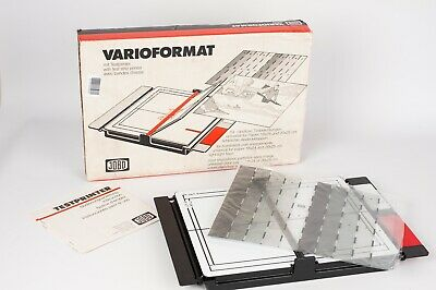 Jobo Varioformat 6810 for 18x24/ 20x25 with test strip  NEW OLD STOCK