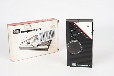 Jobo comparator 6251Photographic Laboratory Light Meter/ contrast NEW OLD STOCK