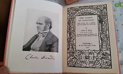 Early 1900's Cambridge Manuals of Science and Literature - Set of 4 HC Books