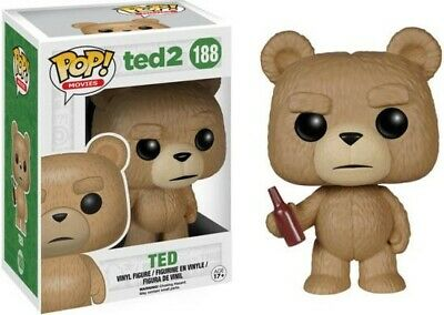 FUNKO POP 188  TED w Beer