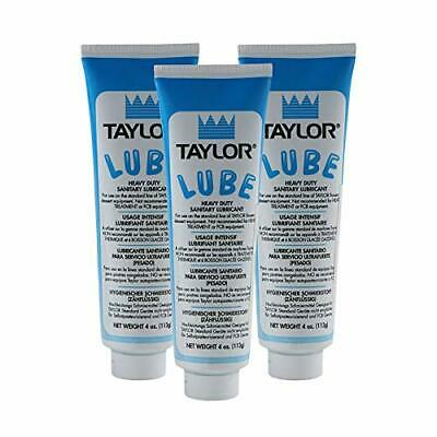 Taylor Lube Sanitary Lubricant - QTY:  1 Case (36 Tubes = $5.53/tube)