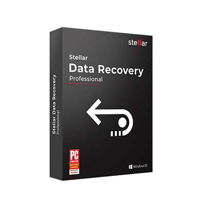 Stellar Data Recovery 8 Professional Recover Deleted Files Download + 1 Year Key