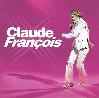 CLAUDE FRANCOIS - Double Best of - 2 CDS - 38 titres