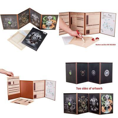 Game Master Screen Dungeons /& Dragons D/&D DND DM Pathfinder RPG Role Playing Com
