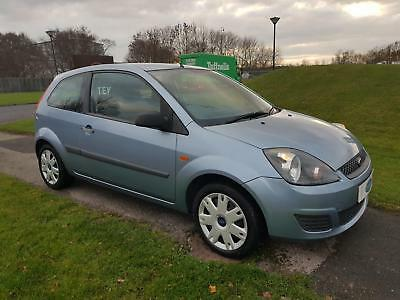 2007 Ford Fiesta Style Climate, 12 Months Mot, Ideal 1St Car, Low Mileage