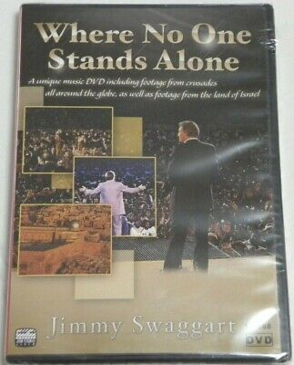 I WILL TESTIFY Roy Chacon Jimmy Swaggart Ministry DVD NEW